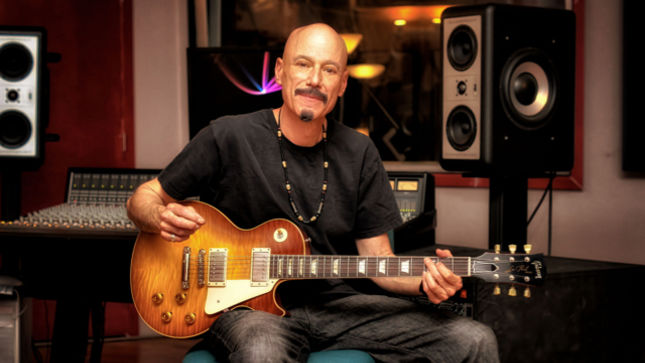 New BOB KULICK Album To Feature Guest Appearances From DEE SNIDER, RUDY SARZO, VINNY APPICE, FRANKIE BANALI, ERIC SINGER And More