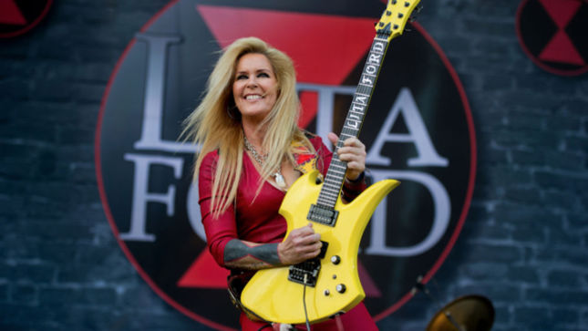 lita ford kiss me deadly