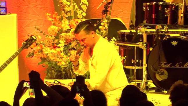 """FAITH NO MORE Post """"Sunny Side Up"""" Live Video; Jimmy Kimmel Performance Scheduled In September"""