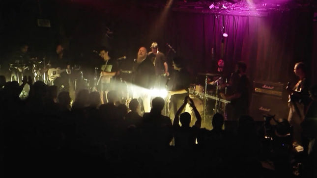 Green Carnation Band Tour