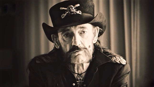 MOTÖRHEAD's Lemmy Kilmister To Receive Bass Player Lifetime