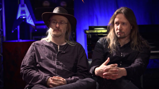 STRATOVARIUS Members Perform Acoustically On Spanish TV Show; Video