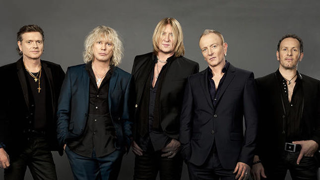 DEF LEPPARD, METALLICA, BON JOVI Make Greatest Of All Time Billboard 200 Albums List