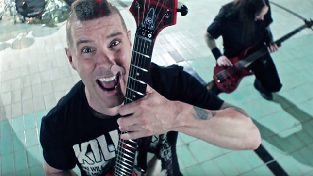 ANNIHILATOR Re-Sign With UDR Music; First Concert Blu-Ray, Acoustic CD/DVD On The Way