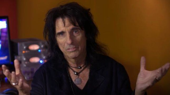 ALICE COOPER Voices Peter And The Wolf Remake