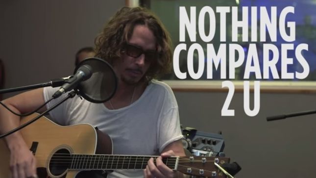 Chris Cornell Covers Prince S Nothing Compares 2 U Live On Siriusxm Video Bravewords