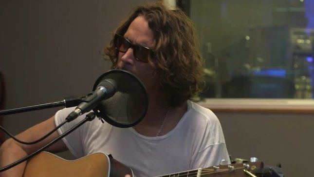 "CHRIS CORNELL - New Live Video Of ""Nearly Forgot My Broken Heart"""