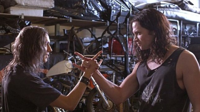 deathgasm � clip from heavy metal horror film streaming