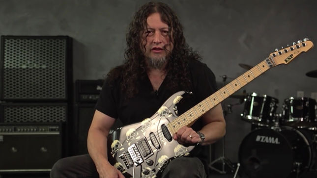 "QUEENSRŸCHE Guitarist MICHAEL WILTON Gave Up Promising Baseball Career To Be A Musician - ""It Happened When I Was In High School And I Went To The BLACK SABBATH Concert""; Audio"