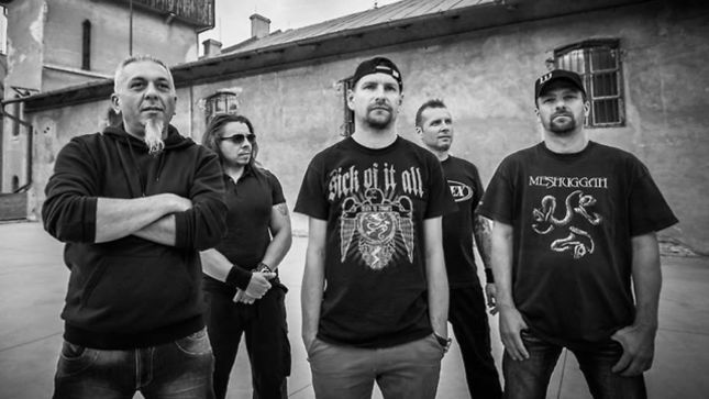 "Slovakia's WASTAGE Sign With Sliptrick; ""Slave To The System"" Track Streaming"