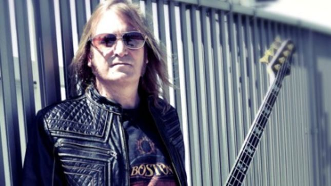 BARRY SPARKS Talks MSG, RITCHIE BLACKMORE, RIOT ON MARS And B'Z On The Double Stop With Brian Sword; Audio