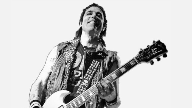 "TOMMY HENRIKSEN - ALICE COOPER Guitarist Debuts ""We Let It Rock"" Video Featuring Satchel From STEEL PANTHER"