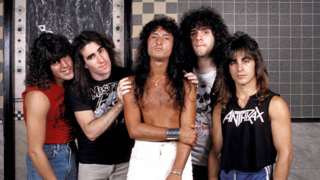 anthrax streaming �madhouse� live from spreading the