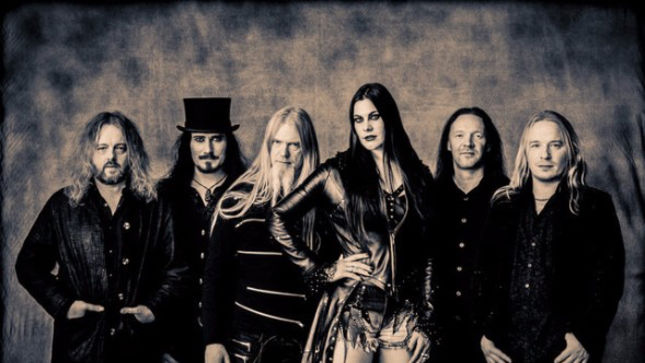 NIGHTWISH Make History As First Finnish Band To Headline London's Wembley Arena; Fan-Filmed Video From Sold Out Show Available
