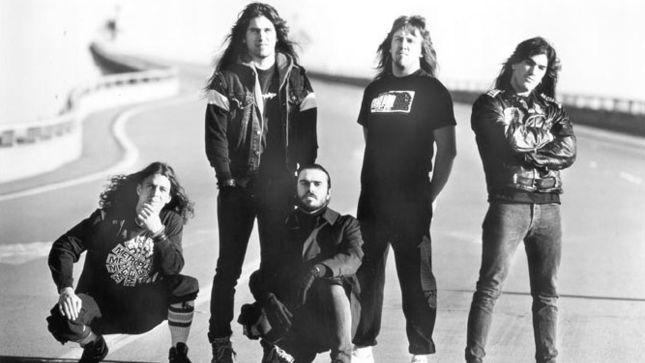 VIO-LENCE To Reunite For Oakland Show; Debut Album To Be Performed In Its Entirety