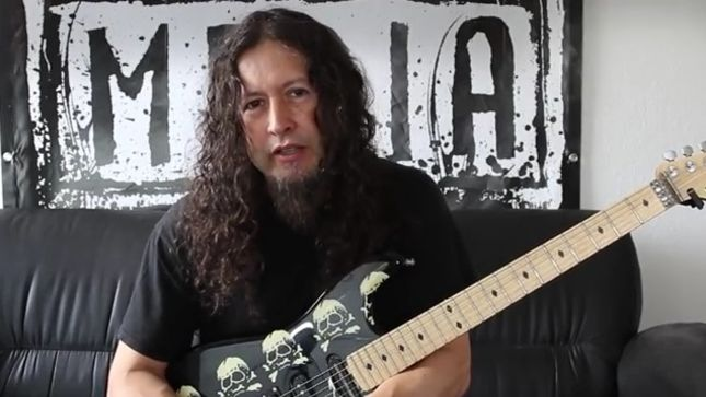 "QUEENSRŸCHE - ""Arrow Of Time"" Guitar Playthrough Video"