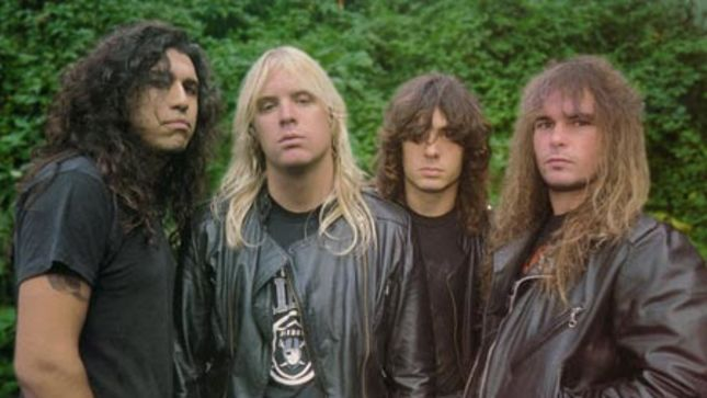 SLAYER - Four Classic Titles To Be Reissued On Vinyl In January