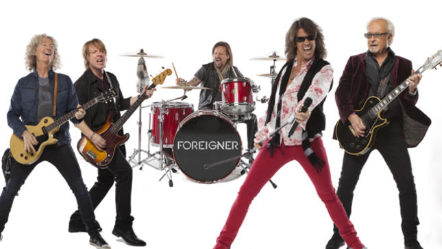 FOREIGNER To Release Acoustic Album Benefiting Juvenile Diabetes