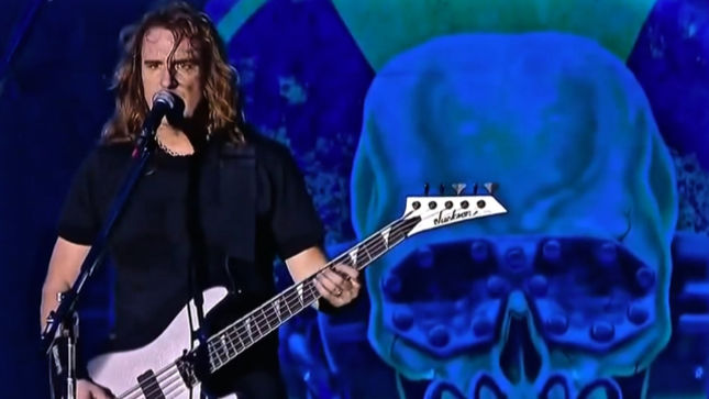 "MEGADETH's David Ellefson - ""We Have Never Encouraged Anyone To Delve Into The Occult… We've Never Really Had A Position On It""; Audio"