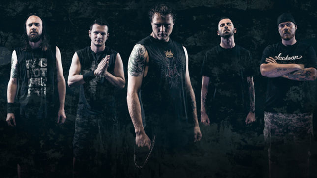 "BraveWords Premier - ARISE IN CHAOS Unleash ""The Divine"" Video; Pre-Order Launched For New EP"