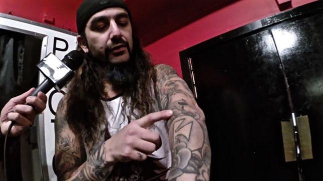 Mike portnoy tattoos
