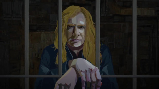 "MEGADETH Premier ""The Threat Is Real"" Music Video"