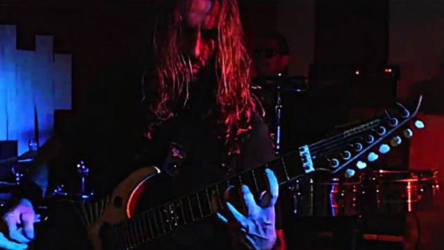 "Shred Fusion Guitarist RAMON ORTIZ Releases ""Selvática"" Music Video"