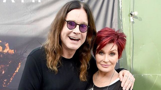 "Report: SHARON OSBOURNE Hired Private Investigator, Discovered OZZY ""Was Basically Leading A Double Life"""