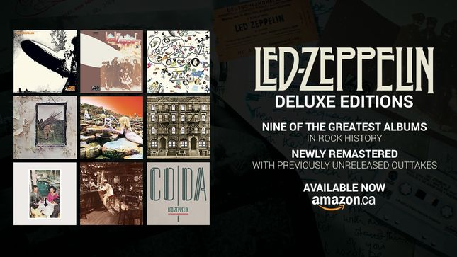 Ultimate Led Zeppelin Give Away Bravewords Com