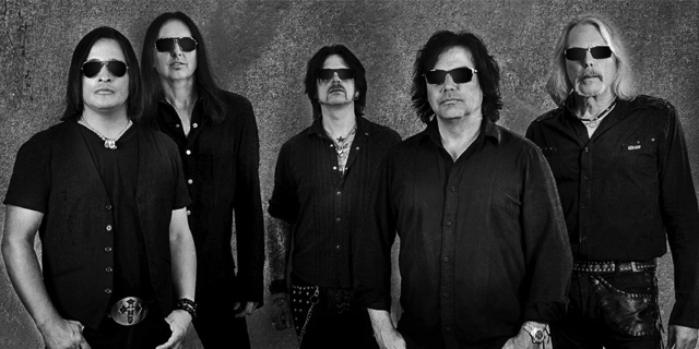 """BLACK STAR RIDERS' Rick Warwick - """"DEF LEPPARD Are Our ..."""