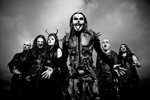 Cradle Of Filth Premier Right Wing Of The Garden Triptych