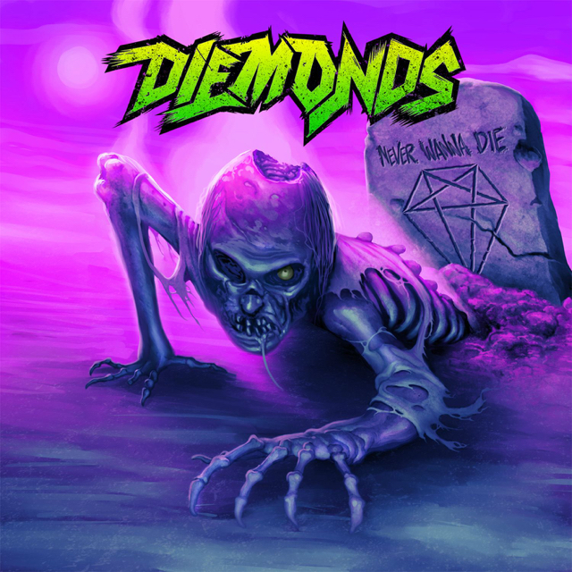 Diemonds – Over It