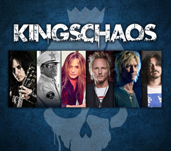 kings of chaos confirm pair of canadian shows. Black Bedroom Furniture Sets. Home Design Ideas