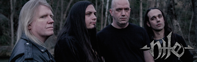 """NILE - """"Evil To Cast Out Evil"""" Lyric Video Posted"""