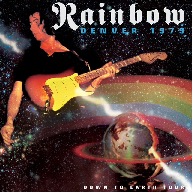 Ritchie Blackmore S Rainbow To Release Series Of Vintage