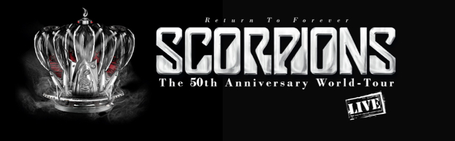 SCORPIONS Partners With Yahoo To Live Stream Concert ...