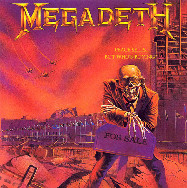 Megadeth Album Covers MEGADETH – Chris Pol...