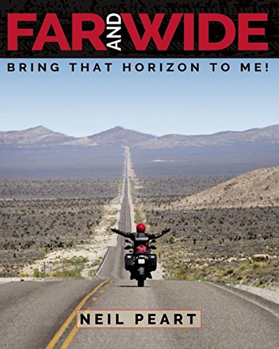 Details Emerge About Neil Peart's New Book Far and Wide: Bring that Horizon to Me!