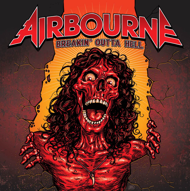 Image result for airbourne band breakin