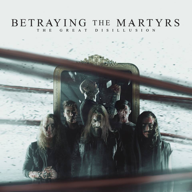 Betraying The Martyrs Premier The Great Disillusion Music Video