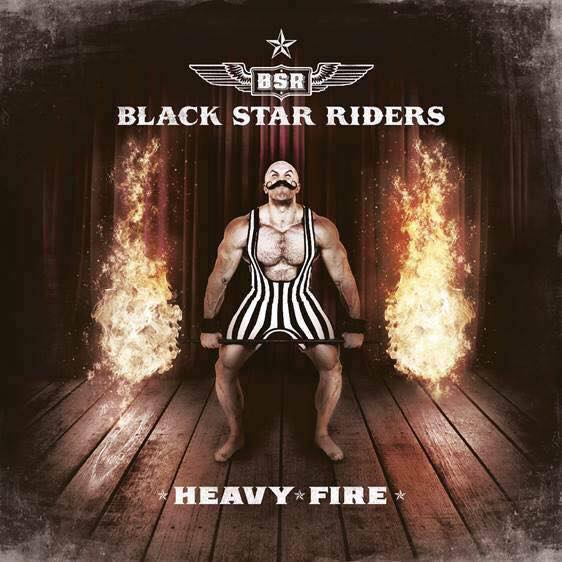 Image result for black star riders heavy fire