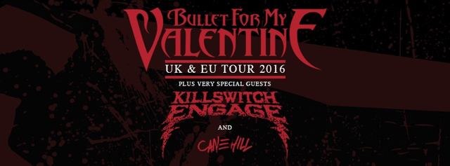 Playing The Poison In Full For The First Time Ever. Bullet For My Valentine  ...