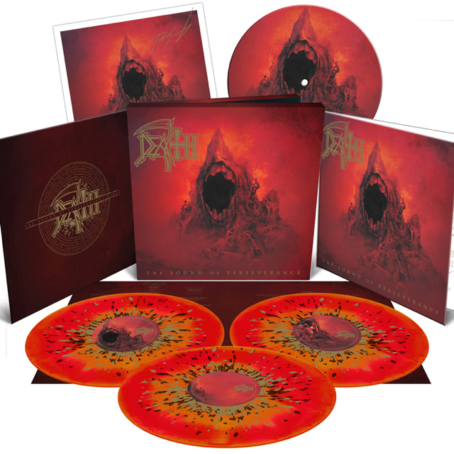 Death S Classic The Sound Of Perseverance Album To Be