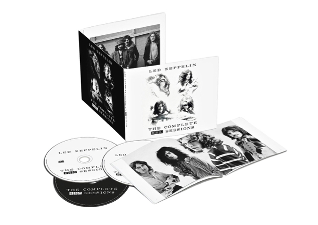 LED ZEPPELIN To Release Remastered Edition Of The Complete ...