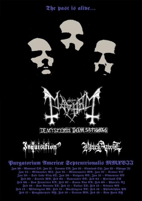 Mayhem - Life Eternal