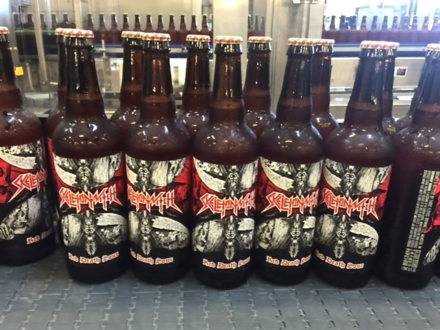SKELETONWITCH Debut 3 Floyds Brewing Co  Collaboration