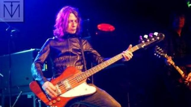 UFO Bassist ROB DE LUCA Talks 2015 JUDAS PRIEST Support Tour And Working With SEBASTIAN BACH In New Audio Interview