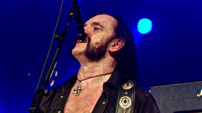 "MOTÖRHEAD - ""Ace Of Spades"" Heading To UK Top 10 Following"