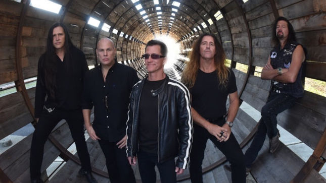 "Guitarist KURDT VANDERHOOF Says METAL CHURCH Feels Like A ""Real Band"" Again"