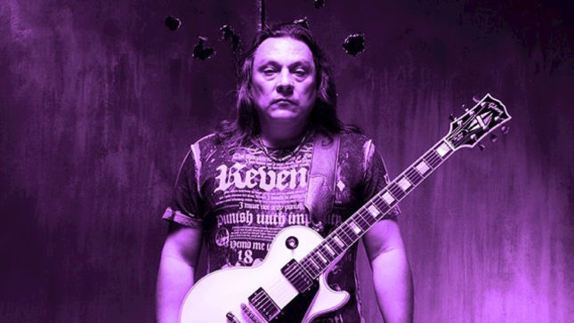 Guitarist BYRON NEMETH Joins KILL RITUAL; New Lineup To Debut At NAMM